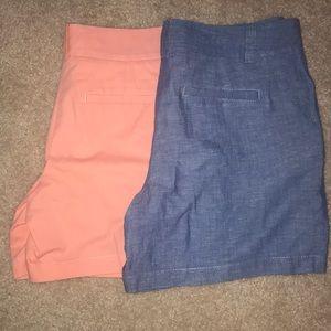 Ann Taylor shorts bundle